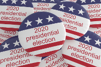2020 presidential election.