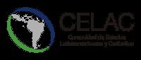 Comunidad de Estados Latinoamericanos y el Caribe (CELAC). Logotipo.