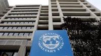 Fondo Monetario Internacional (FMI). Edificio de su sede.